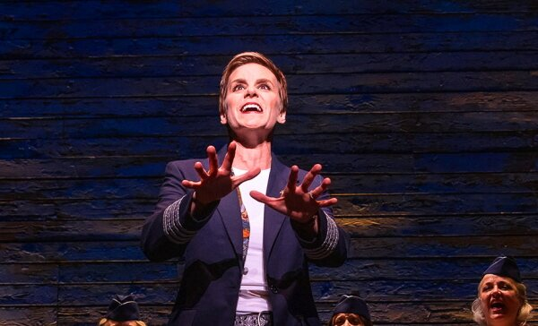 COME FROM AWAY, Photo by Matthew Murphy, 2017